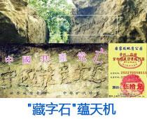 藏字石 蕴天机