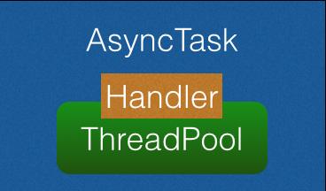 AsyncTask说明