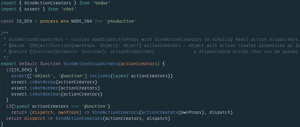 bind-action-creators