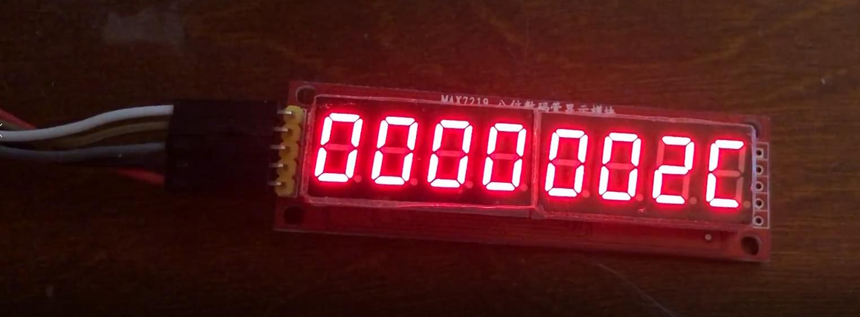 FPGA Counter
