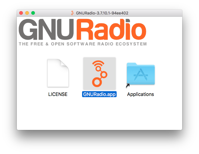 GitHub - ktemkin/gnuradio-for-mac-without-macports: GNURadio bundled