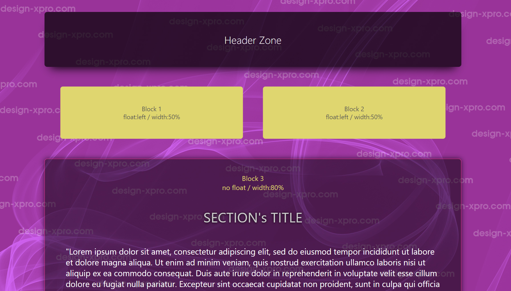 Custom Chaturbate layout with fixed background image - Code Snippet #4 by Dan N