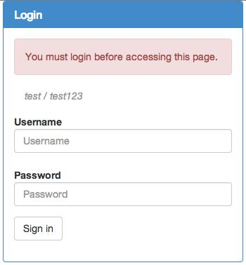 LoginPageScreenshot