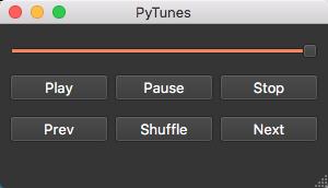 PyTunes