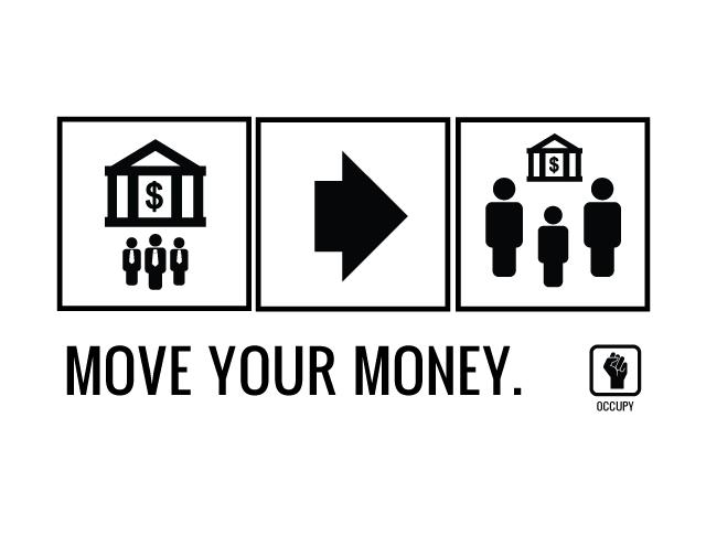 Symboles et Gifs du mouvement des Indignés Move_your_money