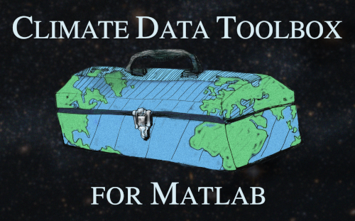 Climate Data Toolbox for Matlab