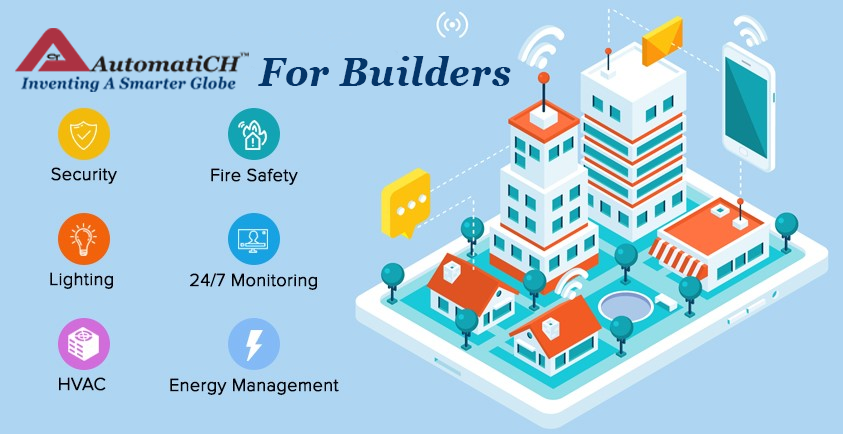 How AutomatiCH Smart Home Automation Helps Builders