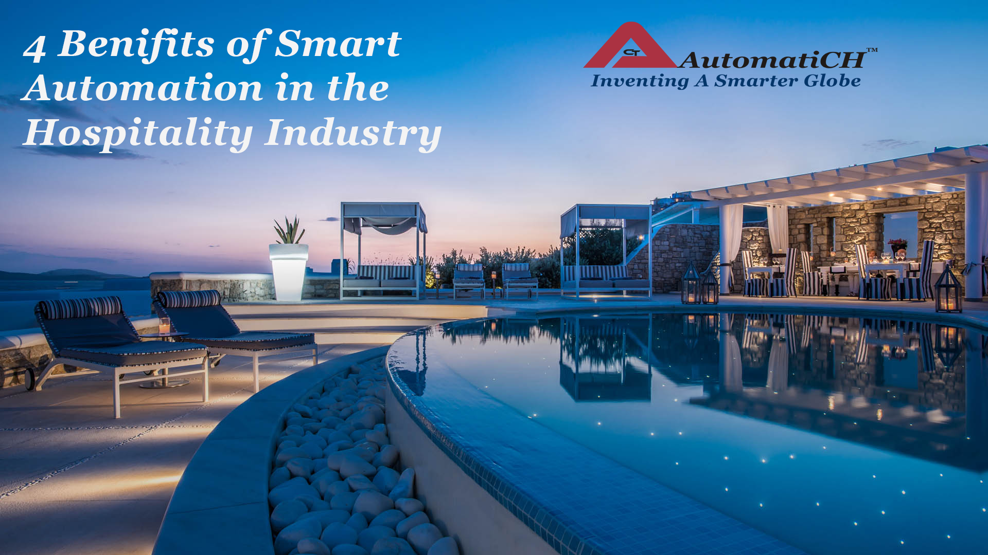 4 Benefits of Room Automation in the Hospitality Industry