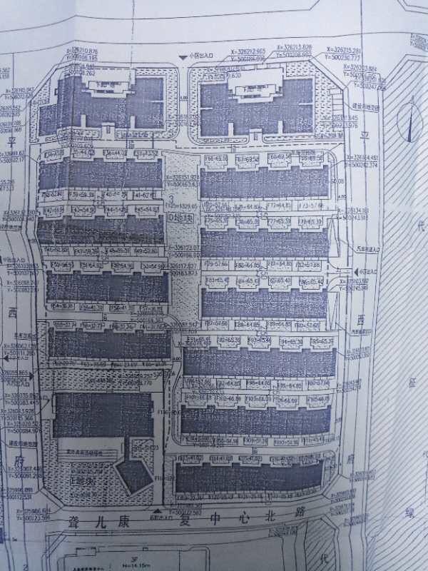 D区建设规划