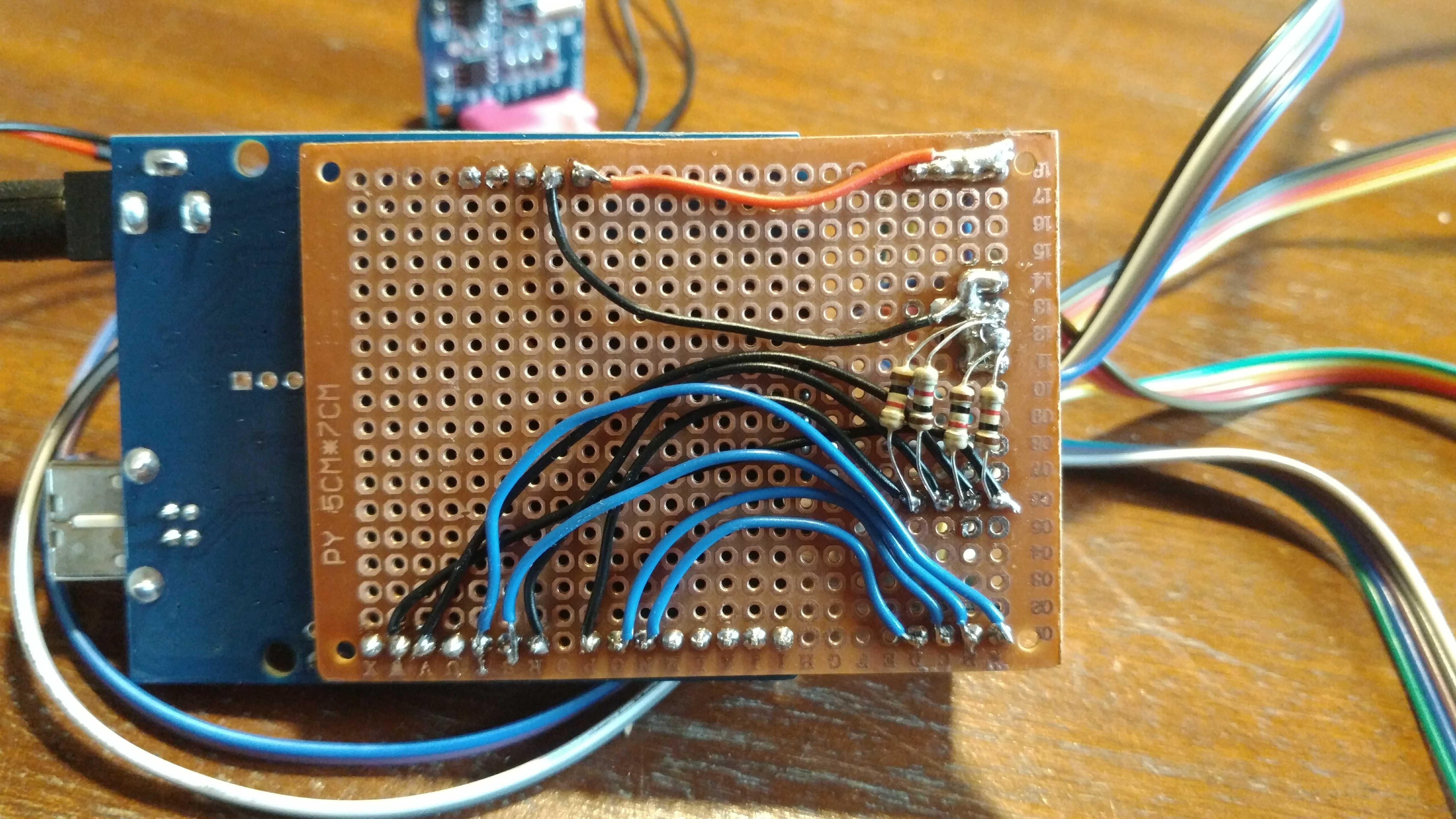 arduino von unten