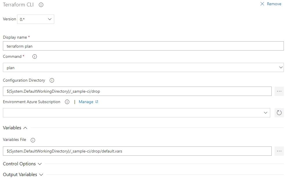Terraform Build & Release Tasks - Visual Studio Marketplace