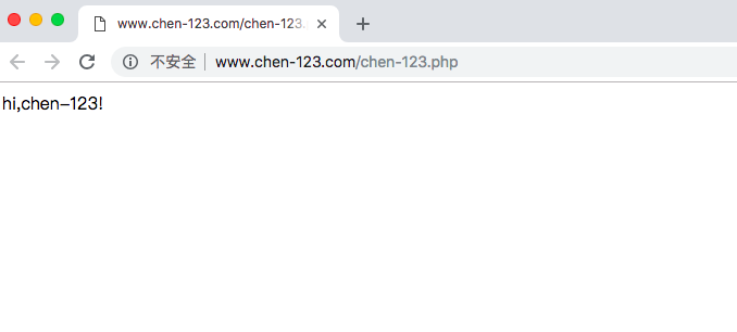 chen-123 add php