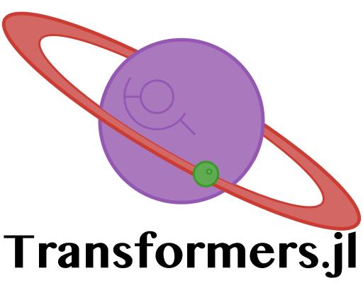 Transformers.jl