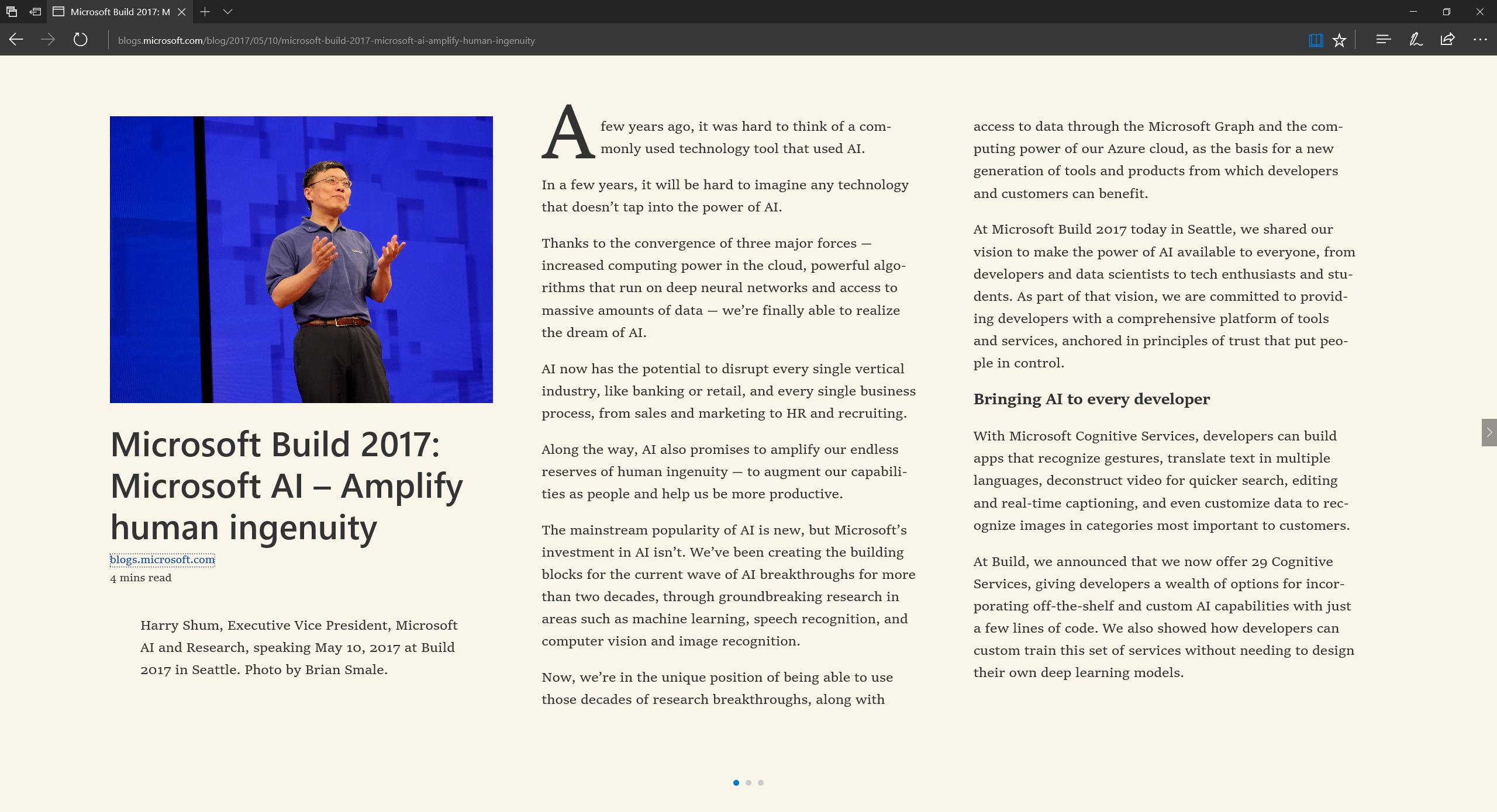 人工智能背景下的Office 365现状和发展趋势详解