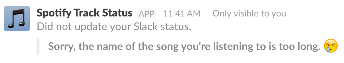 Screenshot from Slack 2