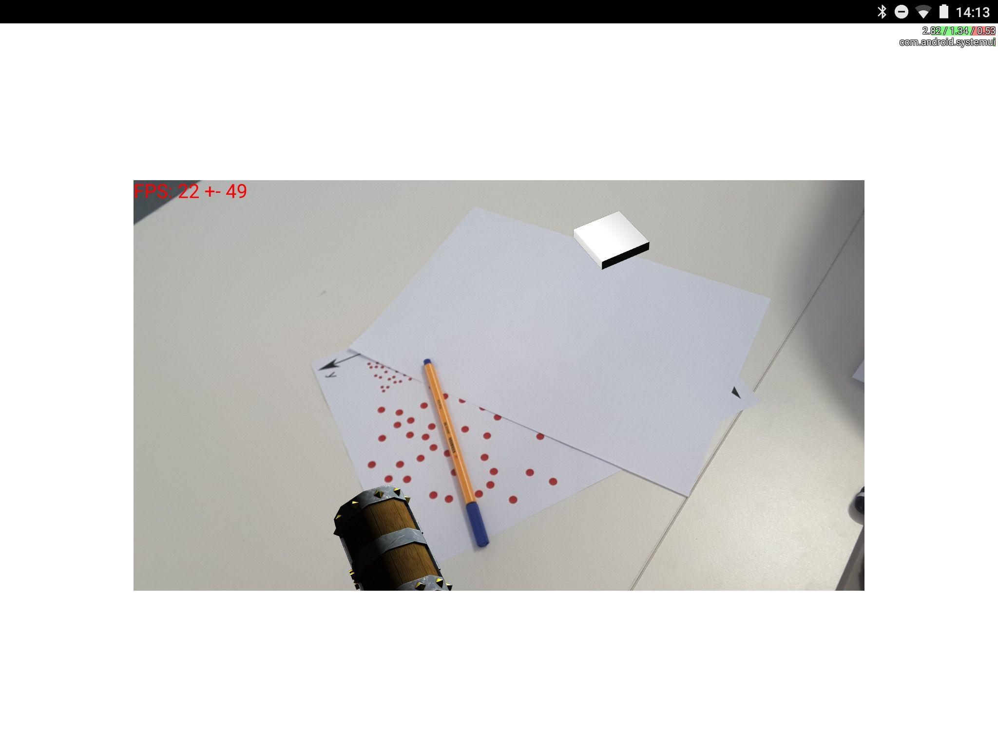 GitHub - chili-epfl/qml-ar: Seamless Augmented Reality