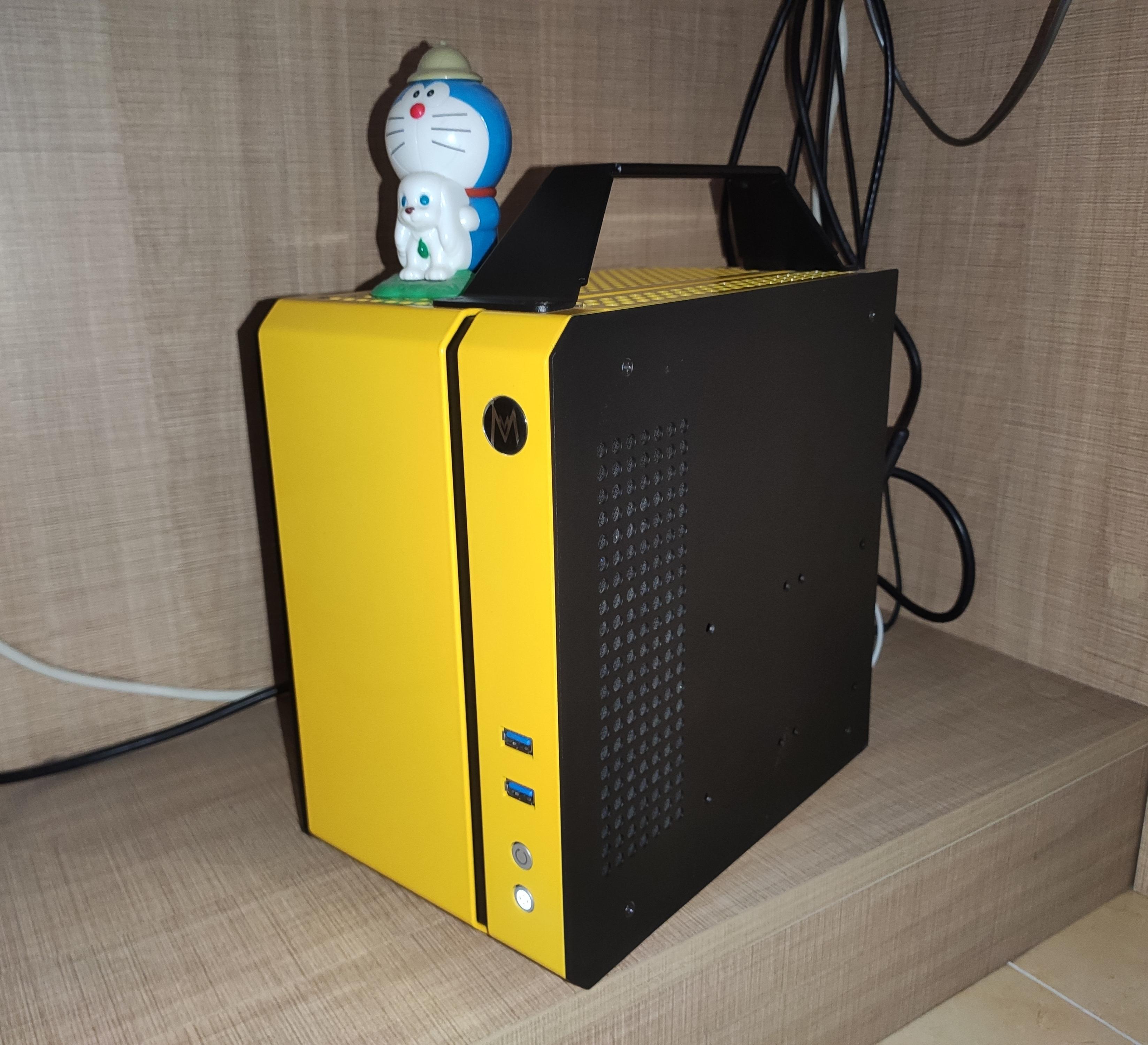 ASRock Z390M-ITX/ac 9600KF RX560XT 4G D5