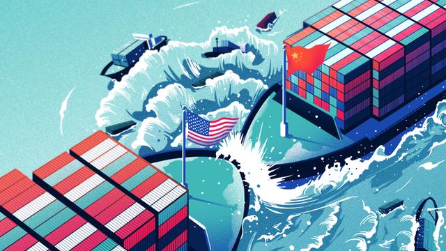 中美贸易战时间线
