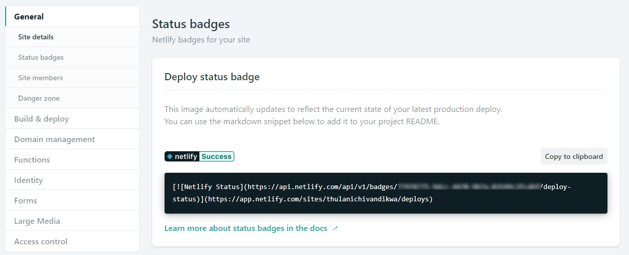 status-badge-setup