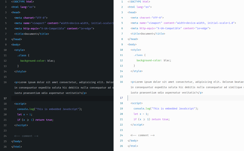 HTML Screenshot