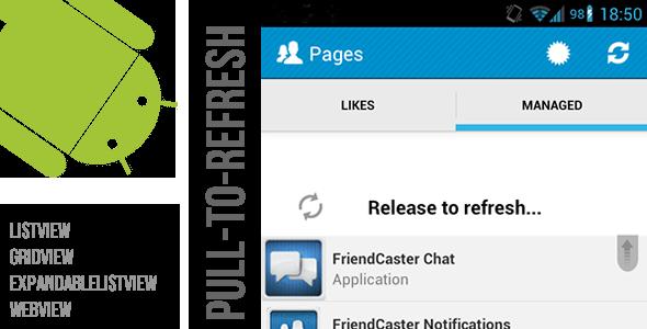 chrisbanes/Android-PullToRefresh