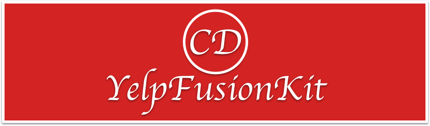 CDYelpFusionKit