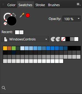 Color Palette Screenshot