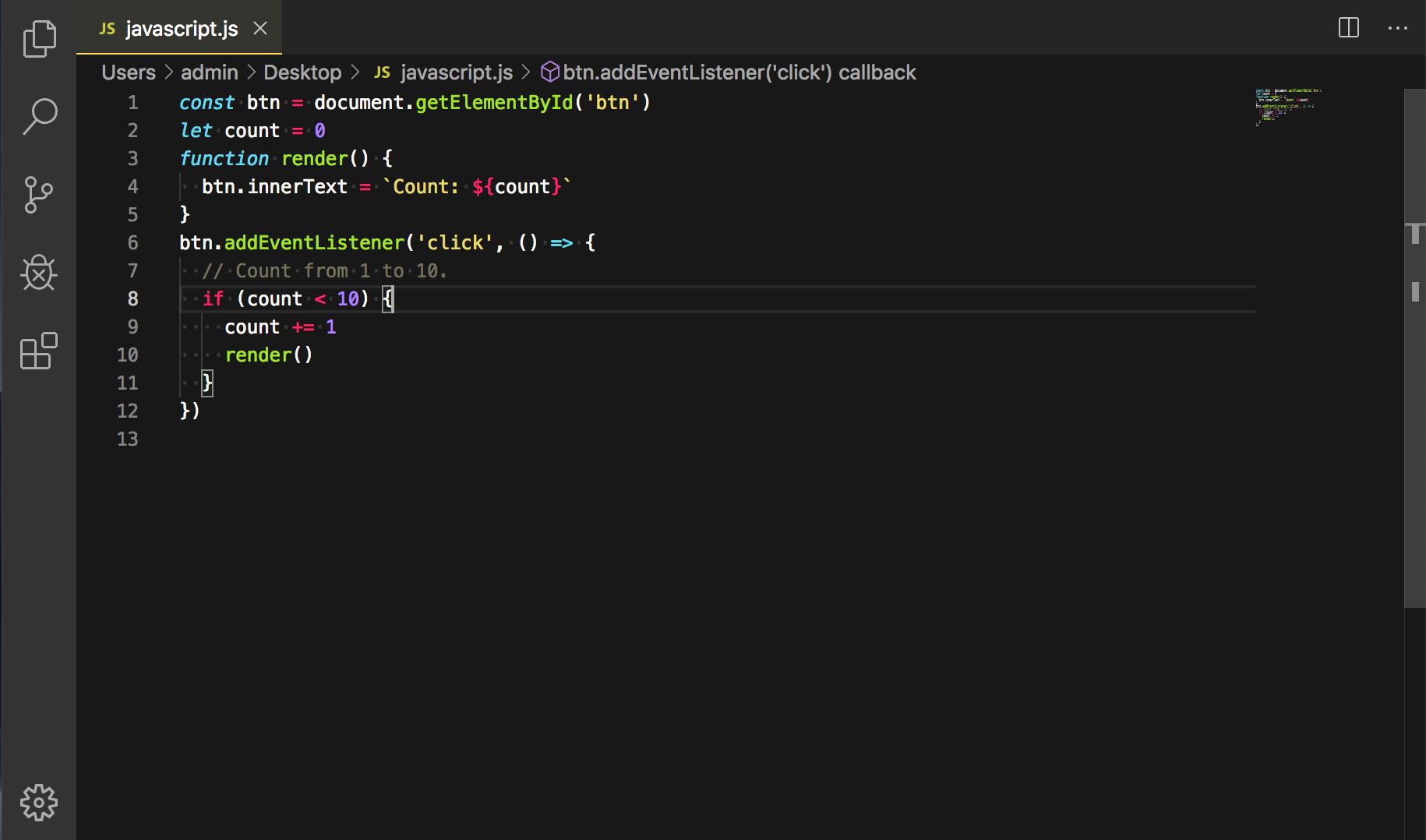 VSCode Black Ops Theme