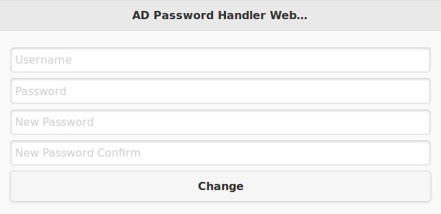 GitHub - chrisipa/ad-password-handler-web: Spring Boot web