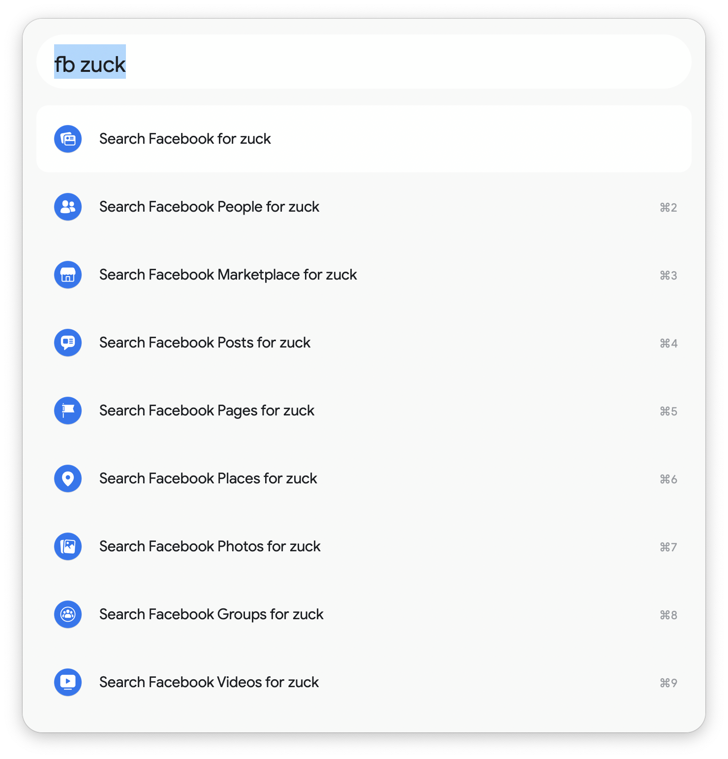 Preview of Facebook Toolkit