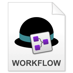 Workflow File Icon