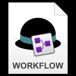 Workflow File Icon
