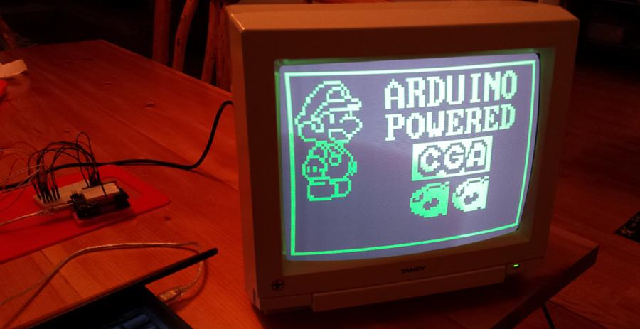 ArduinoCGADriver