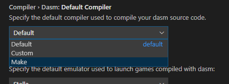 dasm Compiler