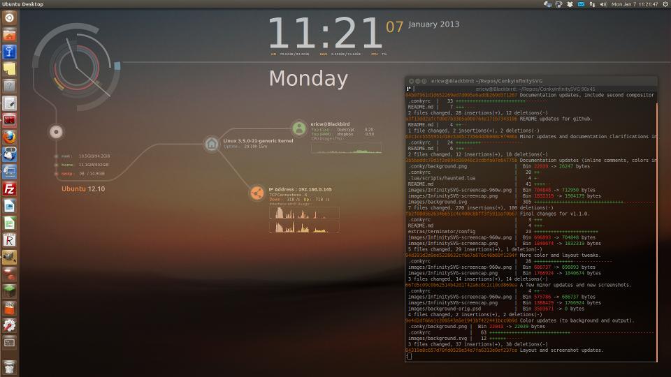 InfinitySVG screenshot