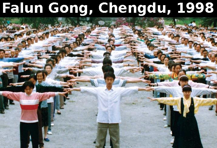 Falun Gong Chengdu