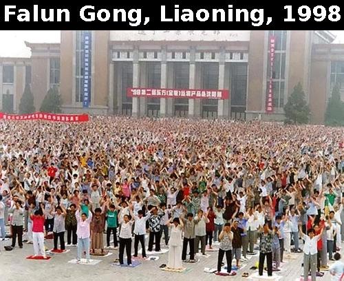 Falun Gong Liaoning