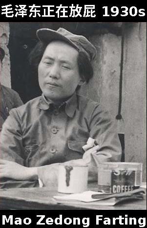 Mao Zedong in Yanan