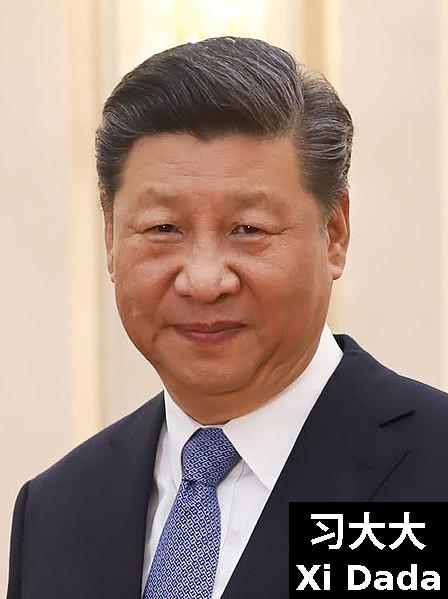 Xi dada