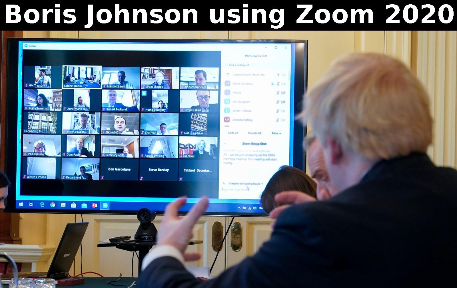 Zoom Boris