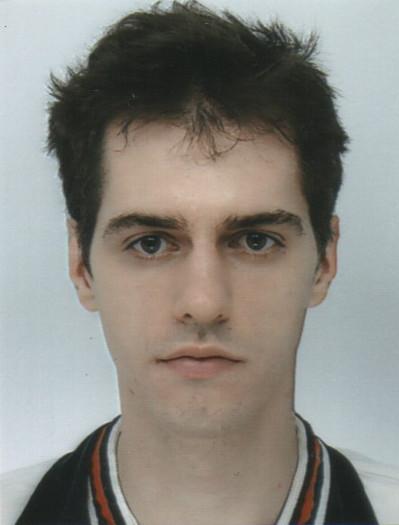 ID photo of Ciro Santilli taken in 2013