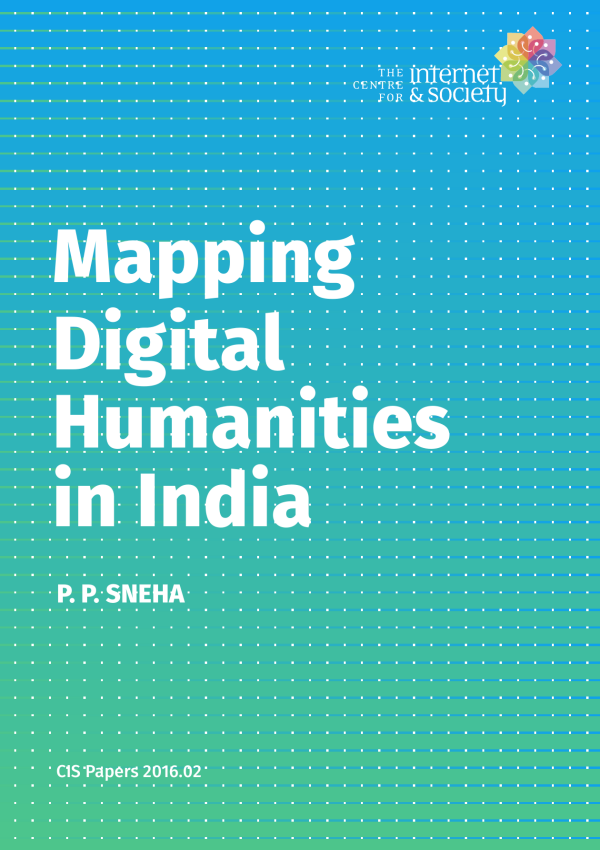 P.P. Sneha - Mapping Digital Humanities in India