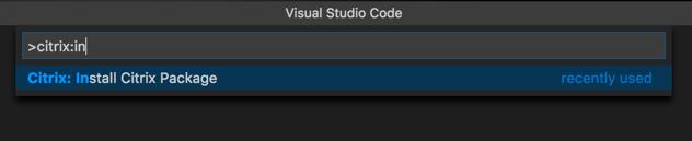 Install script package