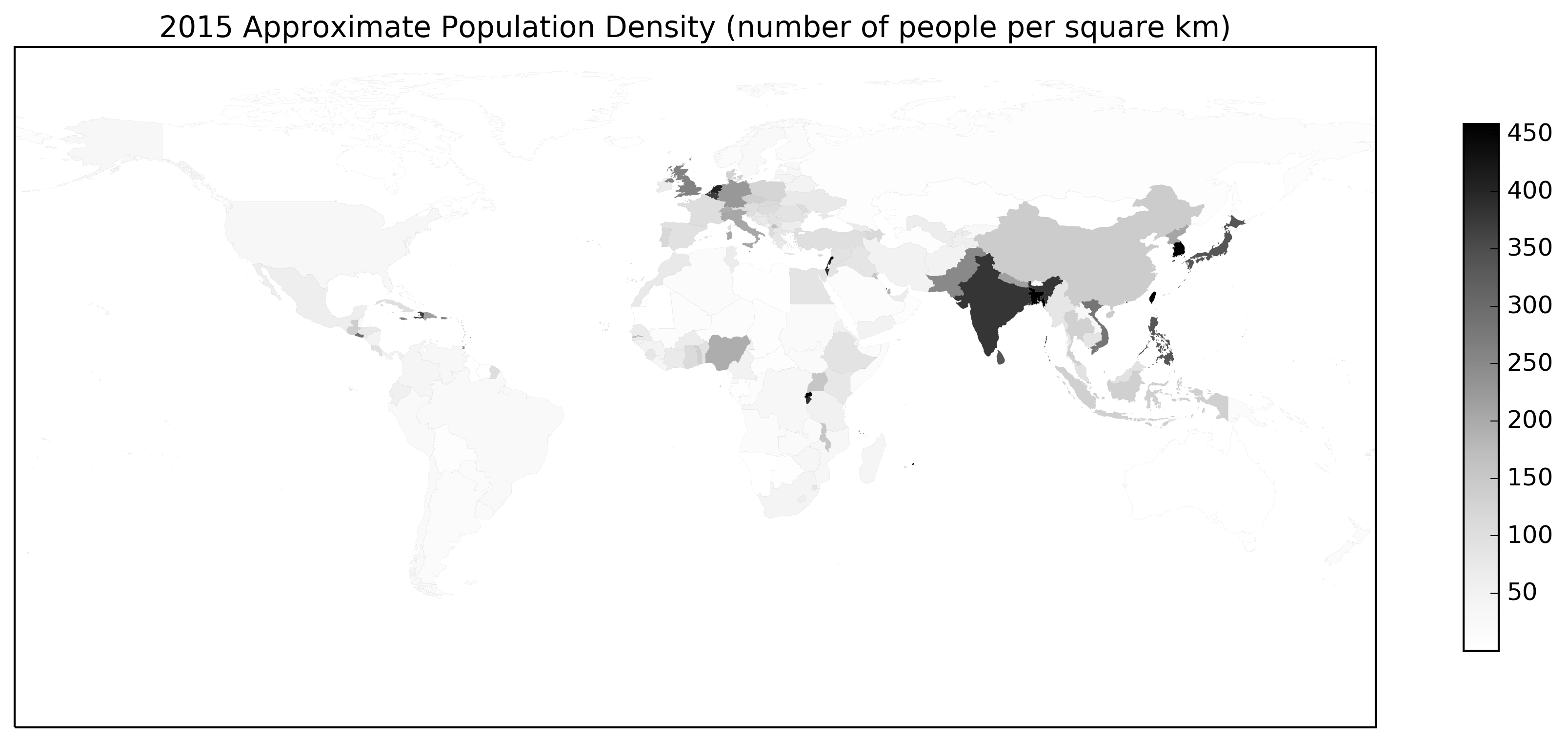 Greys Population Density