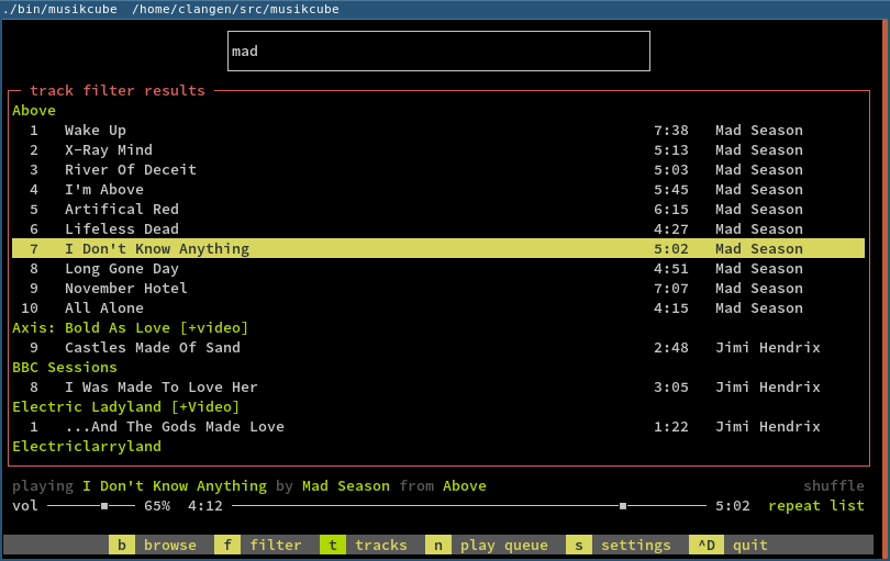 linux screenshot