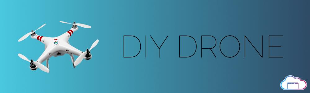 DIY-DRONE Banner