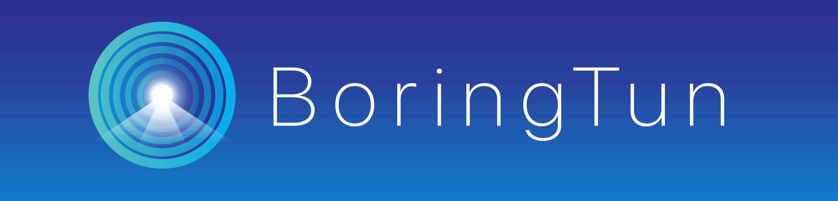 boringtun logo banner