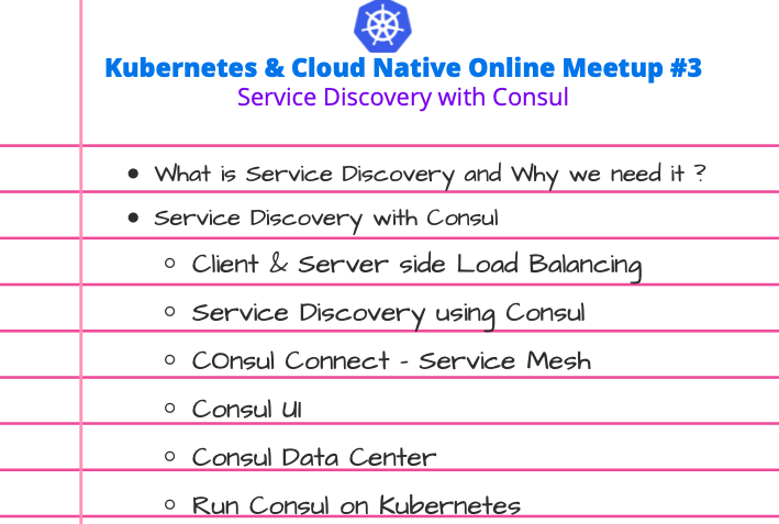 Kubernetes & Cloud Native Online Meetup  #3