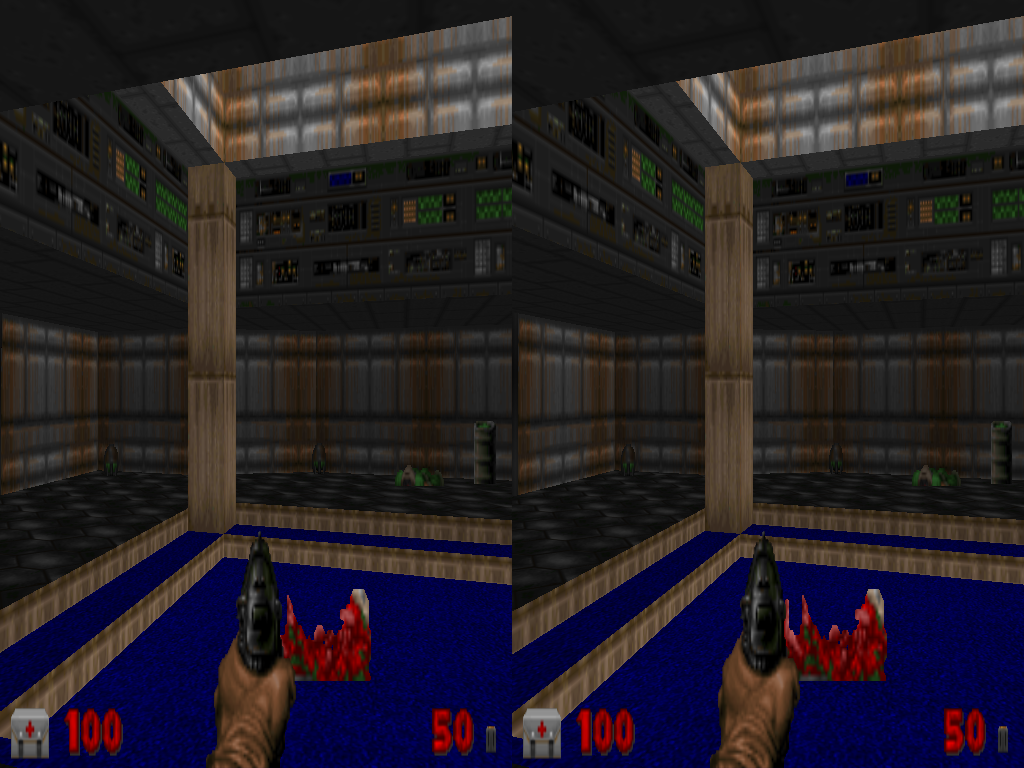 screenshot of side-by-side narrow mode