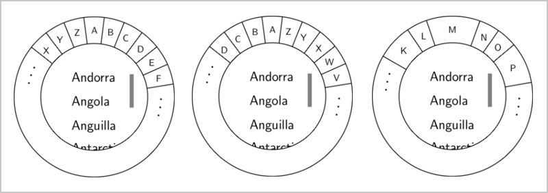 Circular Selection